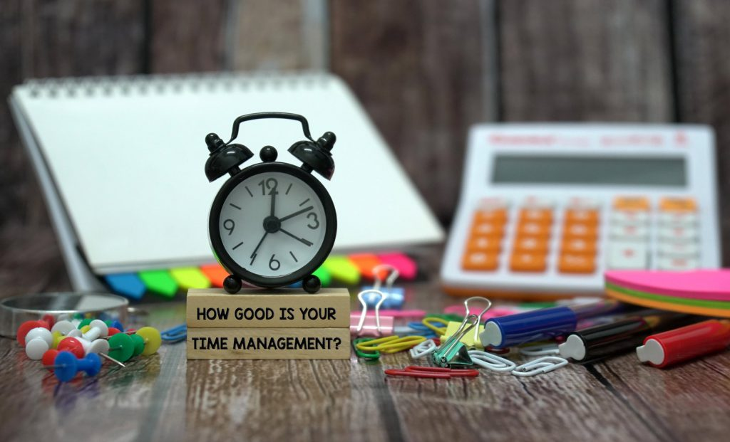 Myths about Time Management