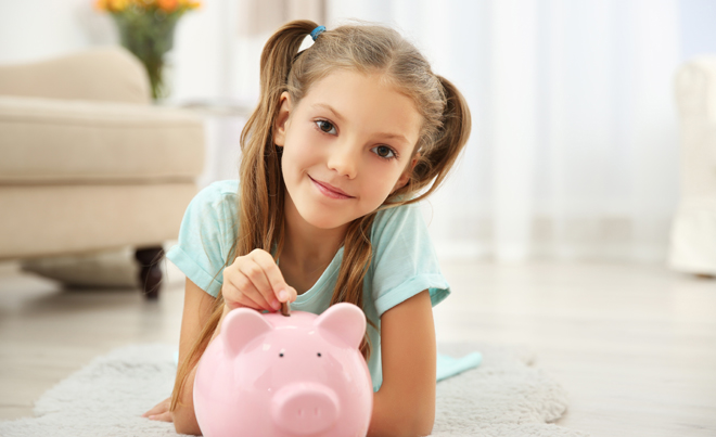 The Basics of Teaching Children About Money