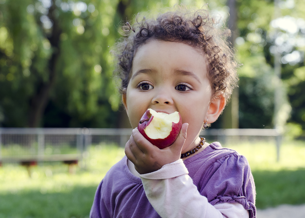 YES, YOUR KIDS CAN EAT HEALTHY AND (REALLY) LIKE IT