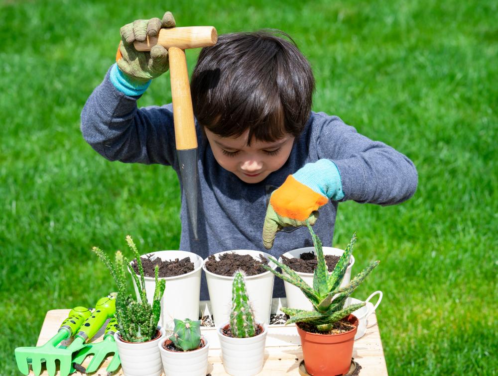 kid-gardener