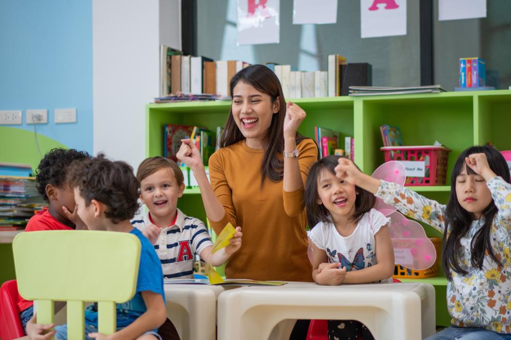 MAKING LEARNING FUN: IDEAS FOR TEACHERS