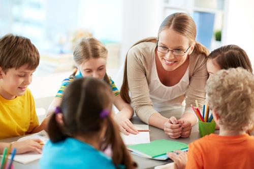 Shady Oaks - Friendly Teacher