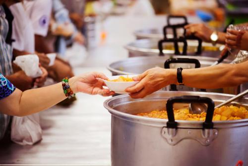 Shady Oak - Food Volunteer