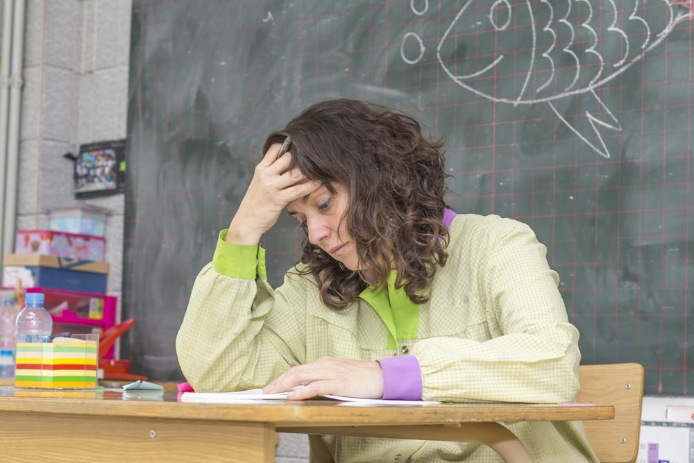 """WHEN YOUR CHILD HAS A """"PROBLEM TEACHER"""""""